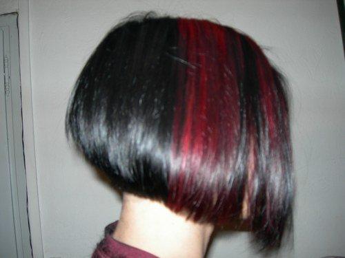 Non class coiffuredomicile - Couleur carre plongeant ...
